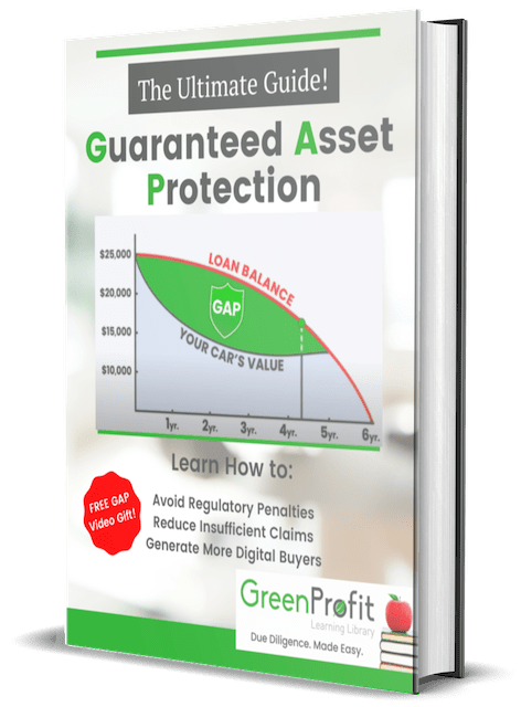 Ultimate Guide to Guaranteed Asset Protection (GAP) eBook